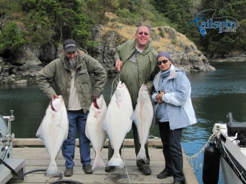 Tail Spin Charters - 1.250.514.7000 - Call to Book
